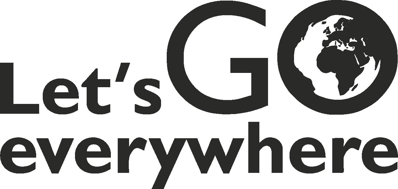 Let's go everywhere
